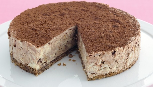 Photo of Cheesecake με cookies και nutella