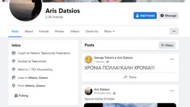 Photo of Δεν τα κατάφερε τελικά ο Γιάννης Πασσαλίδης, ο οποίος σε ηλικία 39 ετών, άφησε την τελευταία του πνοή